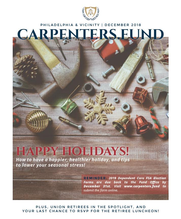 December 2018 Cover