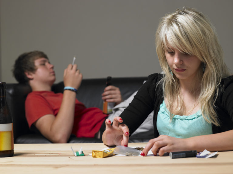Substance Abuse Among Youth