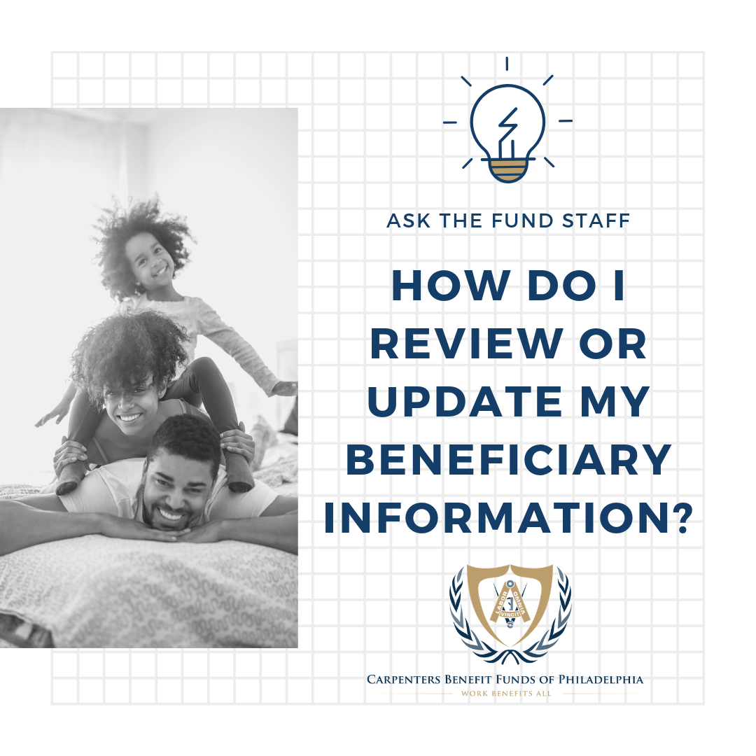 Beneficiary Information