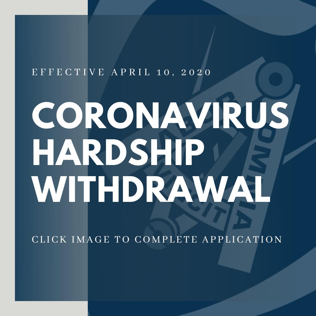 Coronavirus Hardship