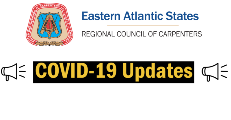 EASRCC – COVID-19 Updates