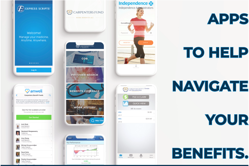 Apps to Help Navigate Your Benefits