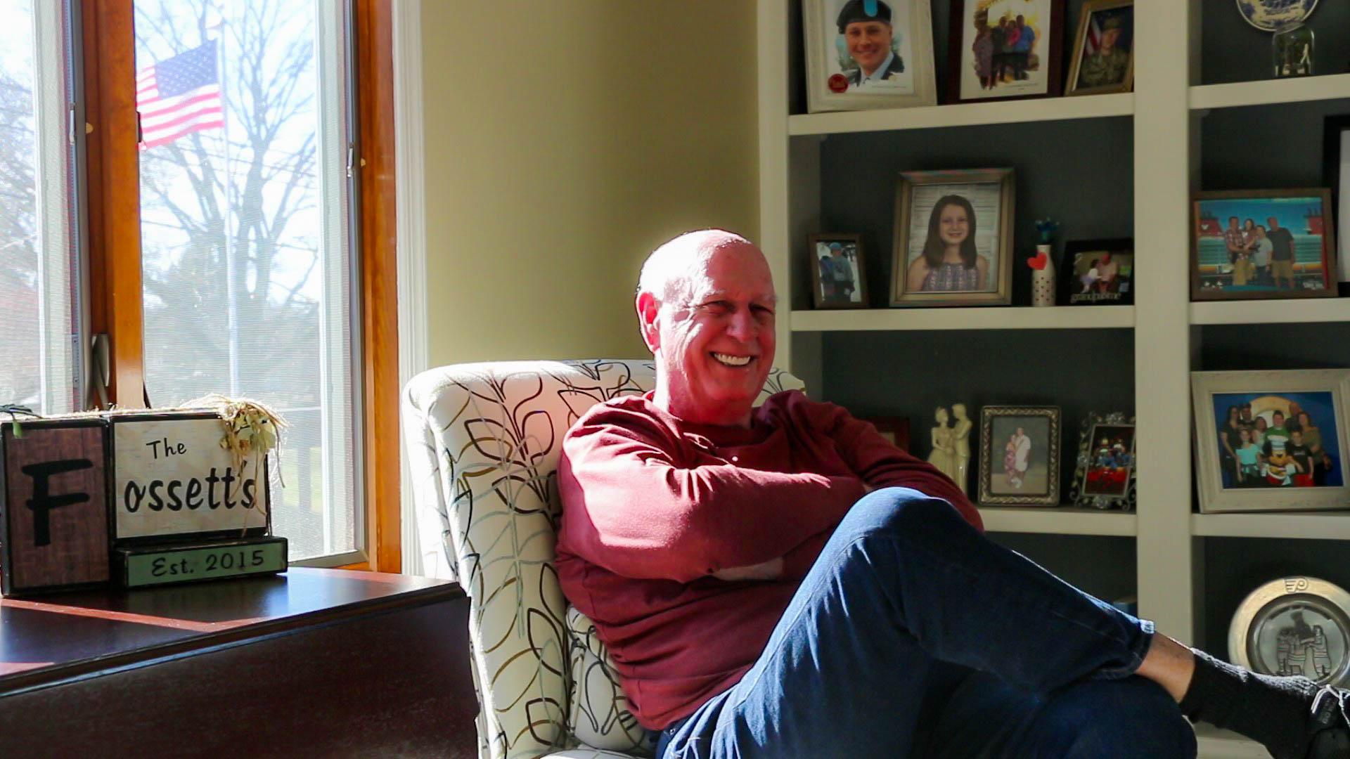 An Interview with Retired Millwright and Vietnam Veteran, Robert Fossett