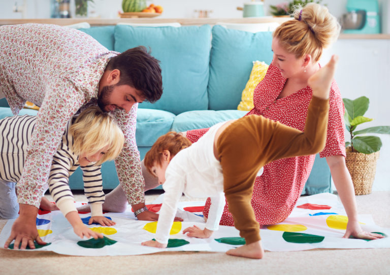 Family Fun: National Family Fun Month
